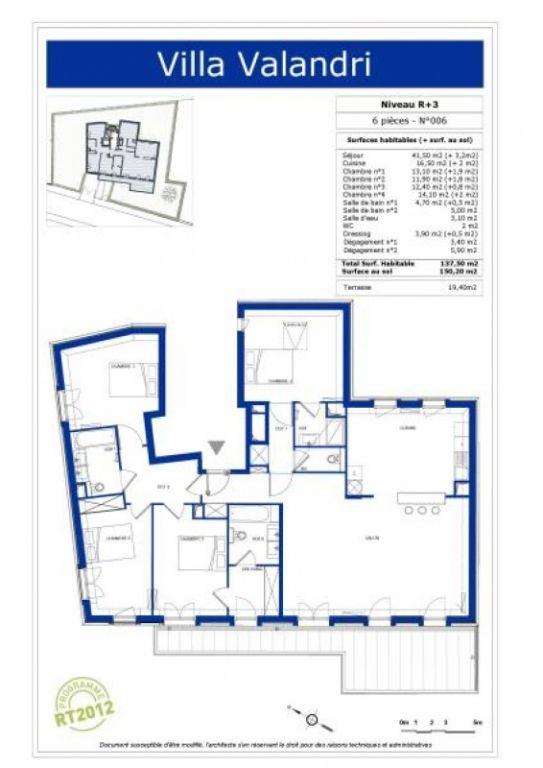 Sale apartment Garches 1120000€ - Picture 4