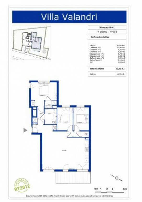 Sale apartment Garches 735000€ - Picture 3