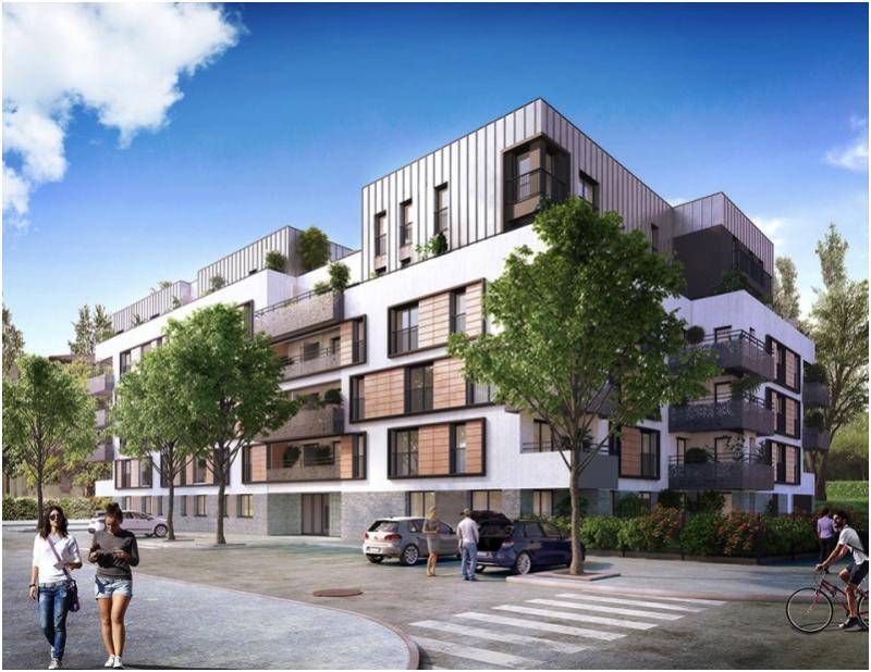 Fontenay Le Fleury - 28.57 m2