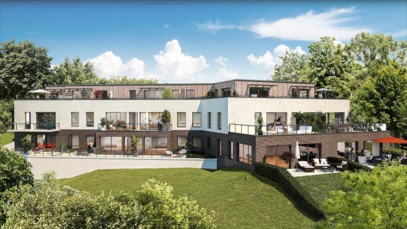 Appartement  mont st aignan - 3 pièce(s) - 73.97 m2 MONT ST AIGNAN - Photo 1