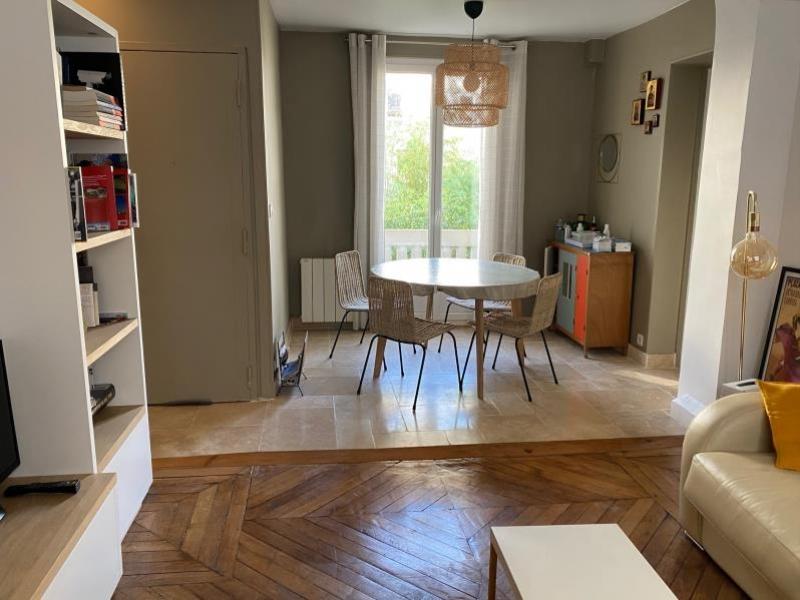 Sale apartment Issy les moulineaux 477000€ - Picture 1