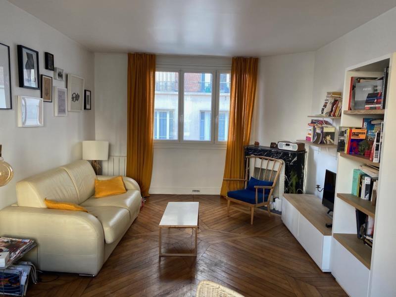 Sale apartment Issy les moulineaux 477000€ - Picture 2