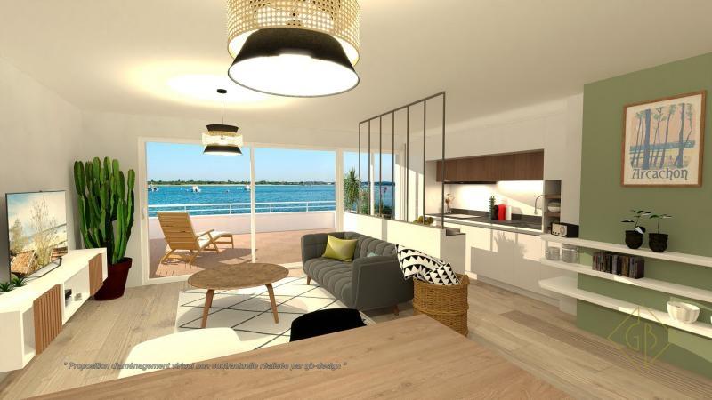 Venta  apartamento Arcachon 675000€ - Fotografía 2