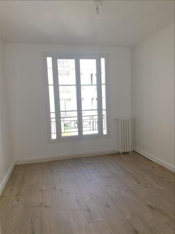 Rental apartment Paris 18ème 1125€ CC - Picture 3