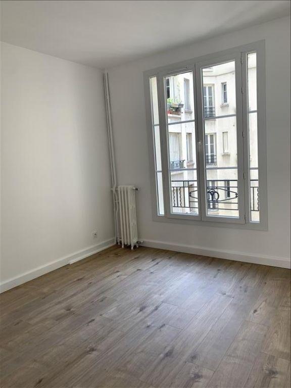 Rental apartment Paris 18ème 1125€ CC - Picture 8