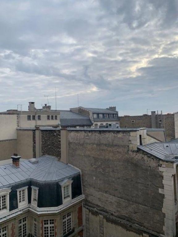 Rental apartment Paris 8ème 455€ CC - Picture 5