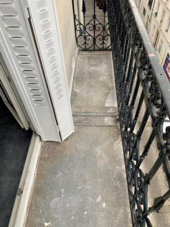 Rental apartment Paris 15ème 630€ CC - Picture 10