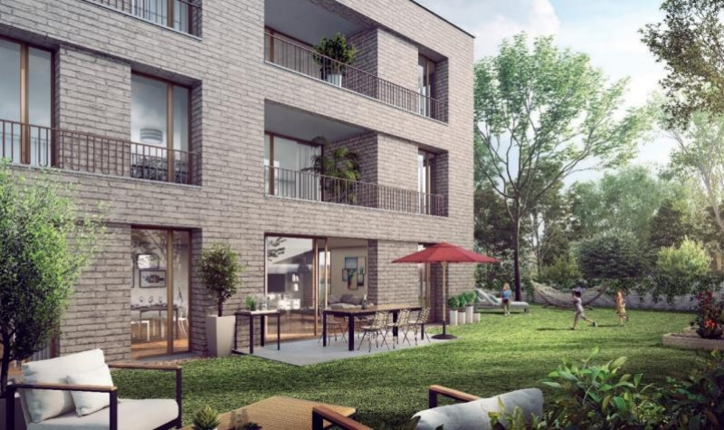 Vente appartement Versailles 540000€ - Photo 1