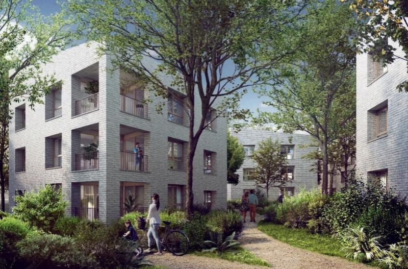 Vente appartement Versailles 540000€ - Photo 2