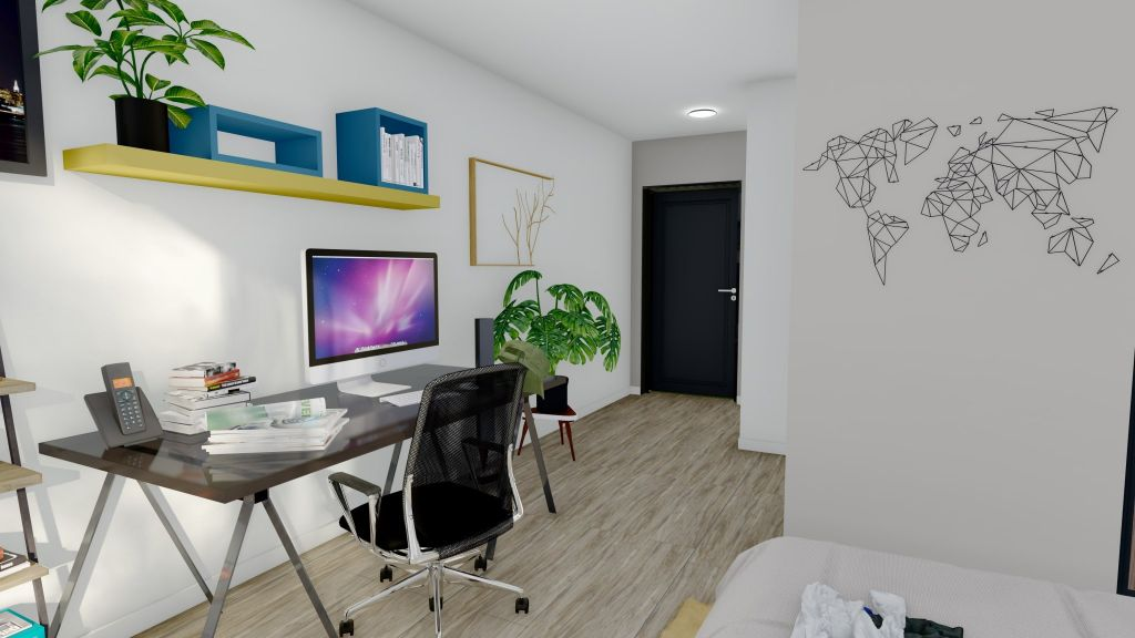 Appartement  le tampon - 1 pièce(s) - 24.46 m2 le tampon - Photo 1