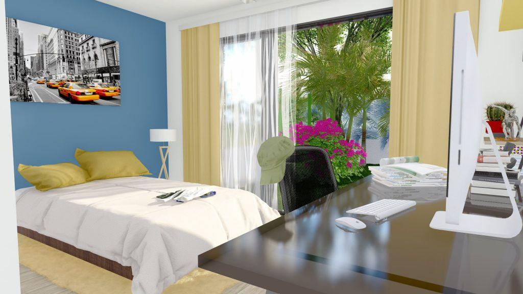 Appartement  le tampon - 1 pièce(s) - 24.46 m2 le tampon - Photo 2