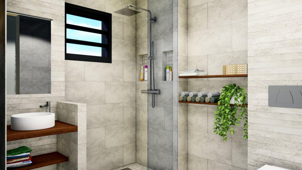 Appartement  le tampon - 1 pièce(s) - 24.46 m2 le tampon - Photo 3