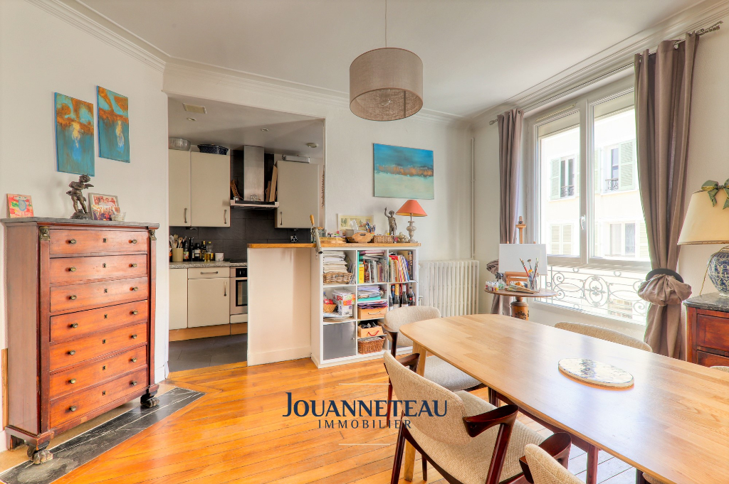 Vente appartement Vanves 560 000€ - Photo 4
