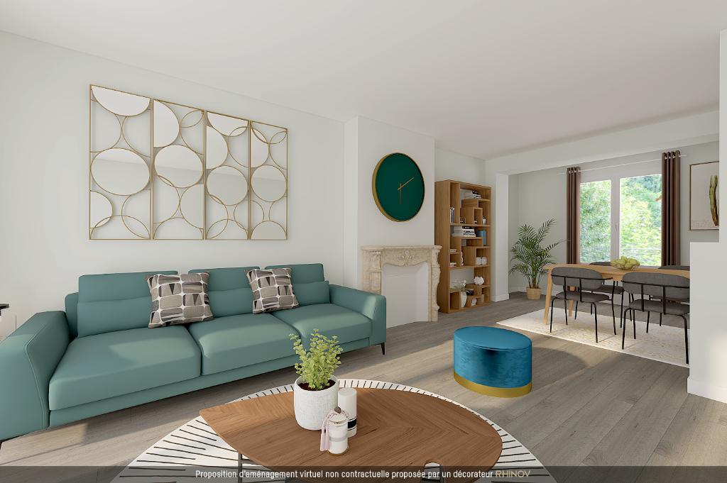 Vente maison / villa Vanves 1125000€ - Photo 1
