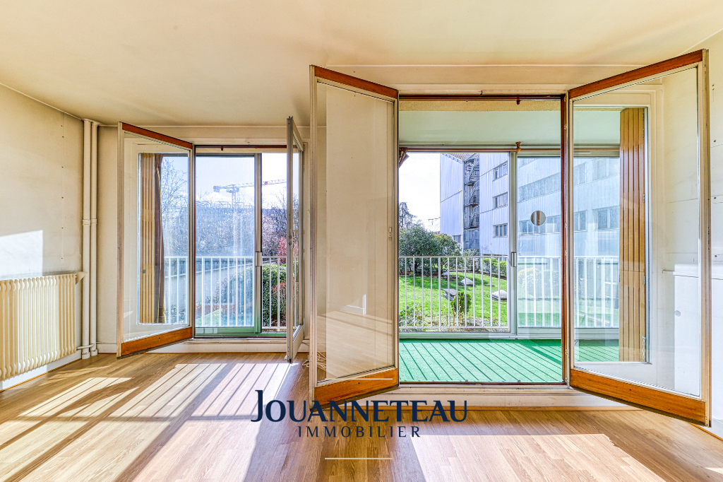 Sale apartment Vanves 266 000€ - Picture 1
