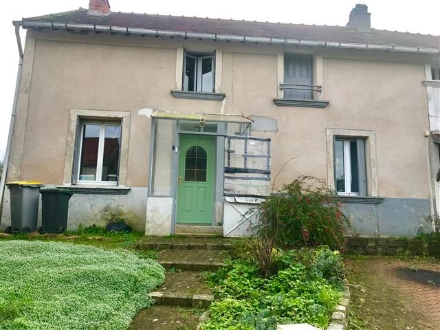 Venta  casa Dormans 117000€ - Fotografía 1
