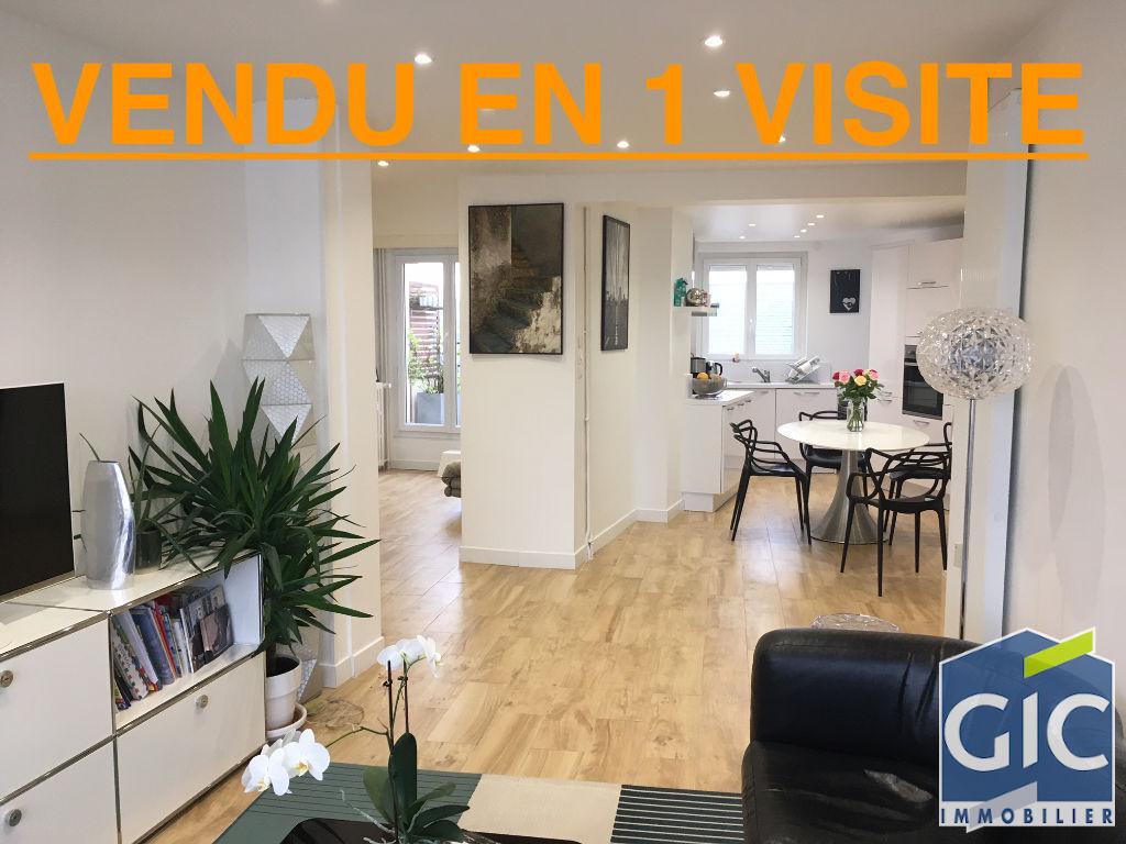 Appartement Caen 5 pièce(s) 92 m2