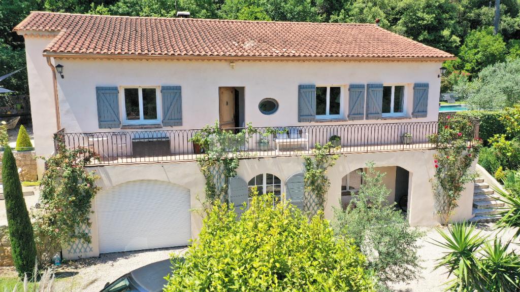 Vente maison / villa Le tignet 650000€ - Photo 3