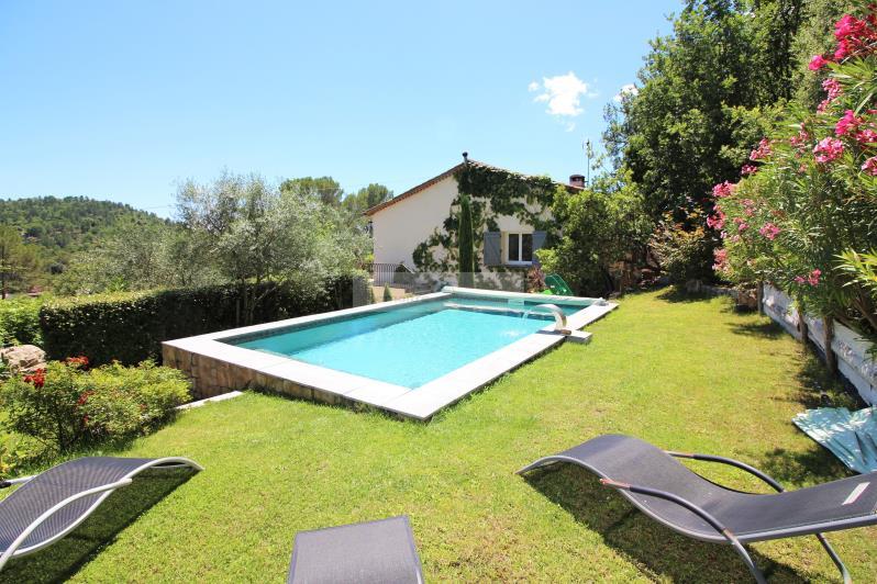 Vente maison / villa Le tignet 650000€ - Photo 5