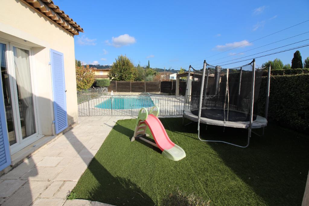Vente maison / villa Grasse 575000€ - Photo 7