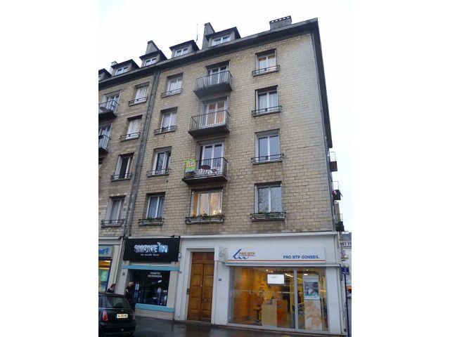 Appartement type F2 Centre Caen