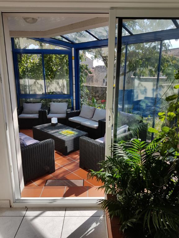 Sale house / villa Brem sur mer 468900€ - Picture 9