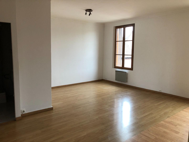 Location appartement Aubigny sur nere 470€ CC - Photo 1