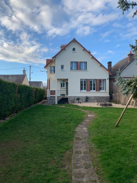 Vente maison / villa Aubigny sur nere 219000€ - Photo 1