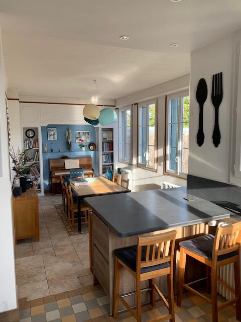 Vente maison / villa Aubigny sur nere 219000€ - Photo 2