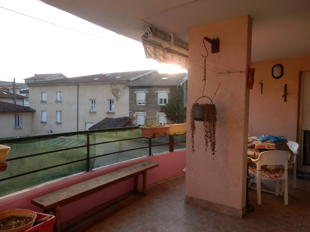 Vente appartement Le peage de roussillon 210 000€ - Photo 6