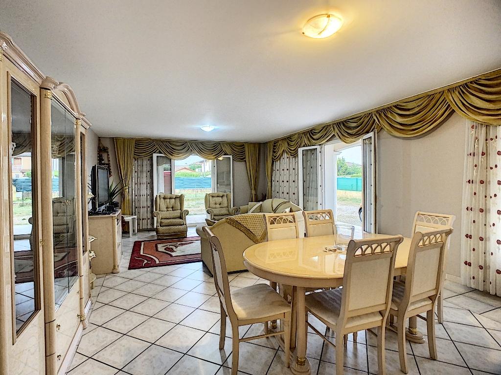 Sale house / villa Auberives sur vareze 335000€ - Picture 3
