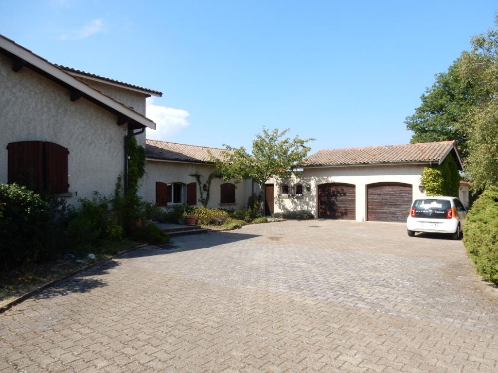 Sale house / villa Vienne 689000€ - Picture 5
