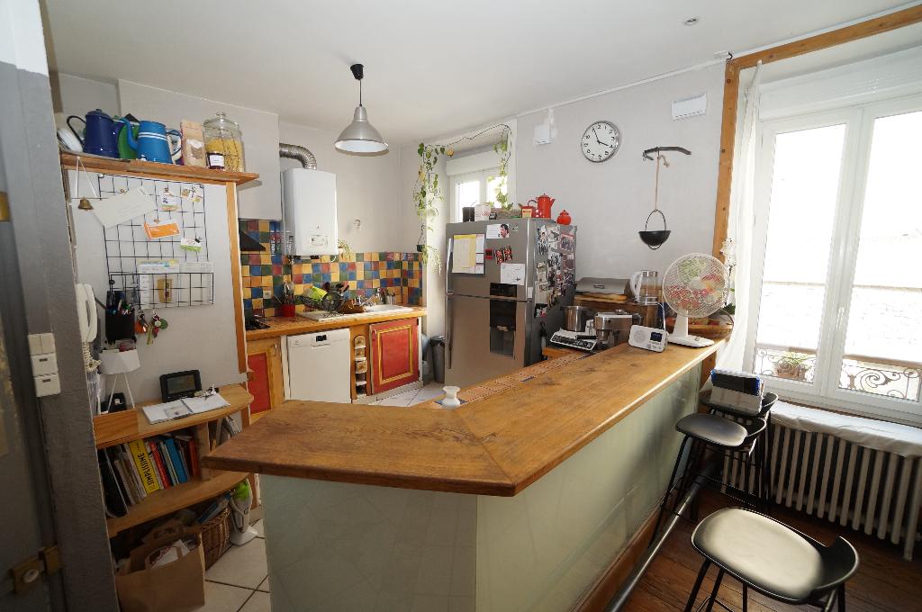 Sale apartment Vienne 137000€ - Picture 5