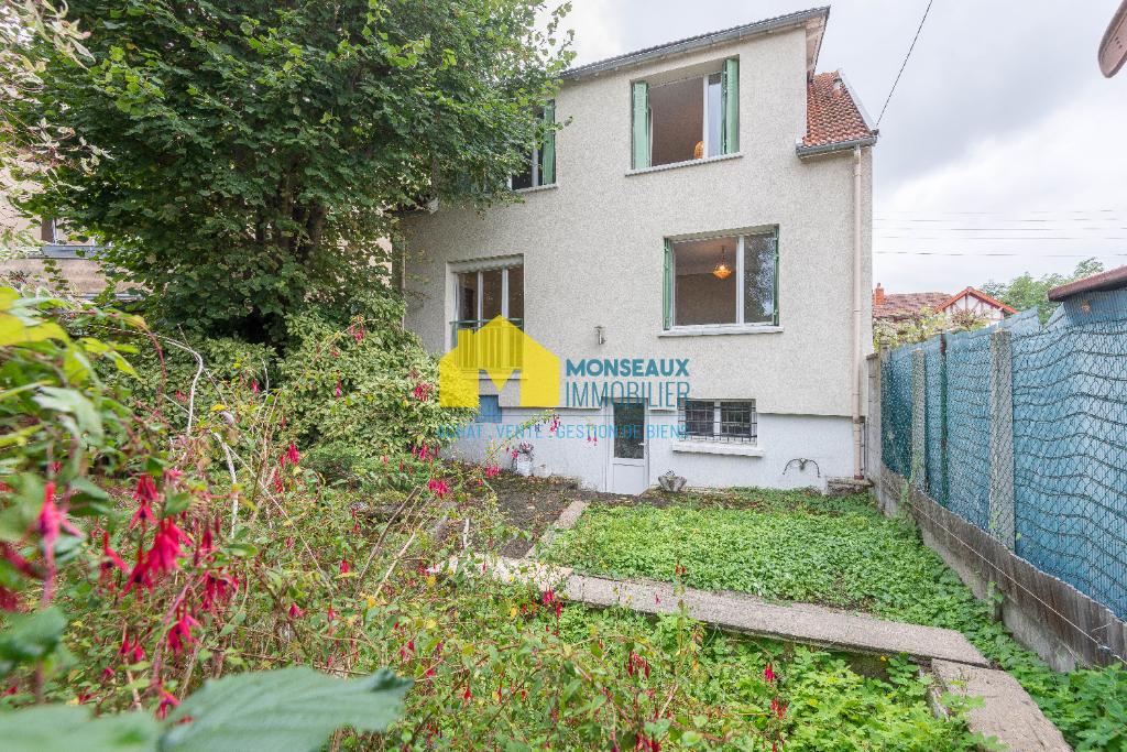 Vente maison / villa Sainte genevieve des bois 458000€ - Photo 1