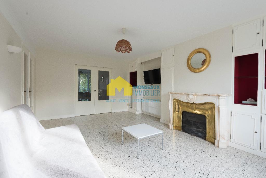Sale house / villa Sainte genevieve des bois 458000€ - Picture 3