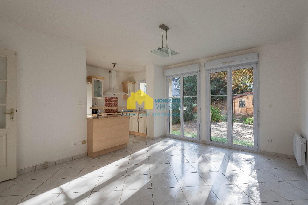 Appartement Epinay Sur Orge 2 pièce(s) 38 m2 + jardin 100 m²