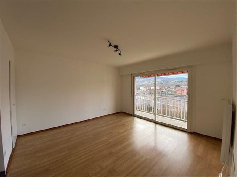 Rental apartment La roche sur foron 720€ CC - Picture 2