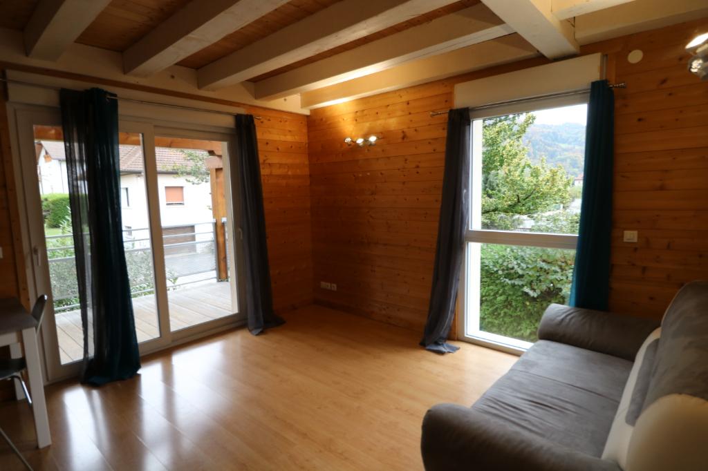 Location appartement Marnaz 850€ CC - Photo 1