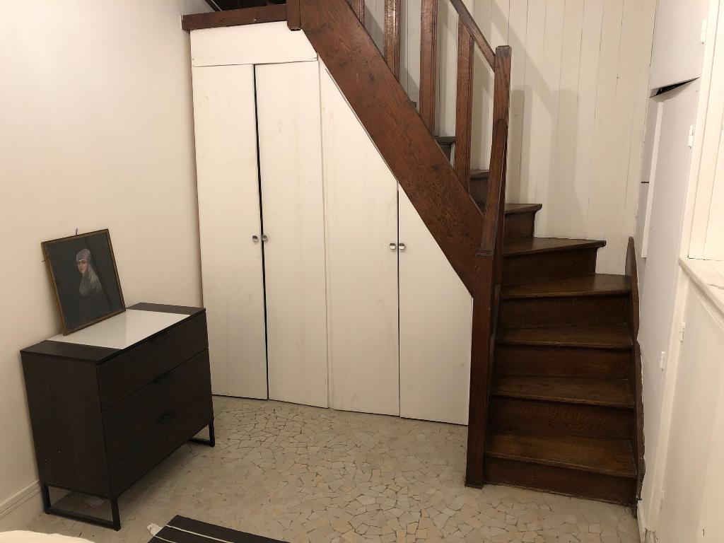 Rental apartment Paris 17ème 1350€ CC - Picture 8