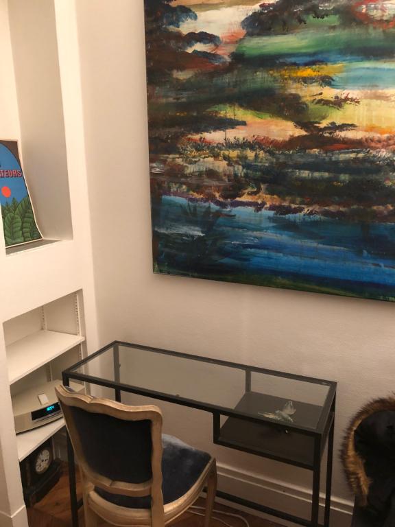 Rental apartment Paris 17ème 1350€ CC - Picture 9