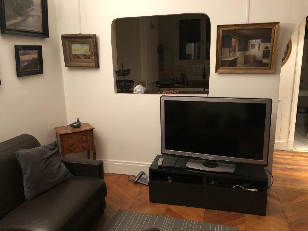 Rental apartment Paris 17ème 1350€ CC - Picture 10