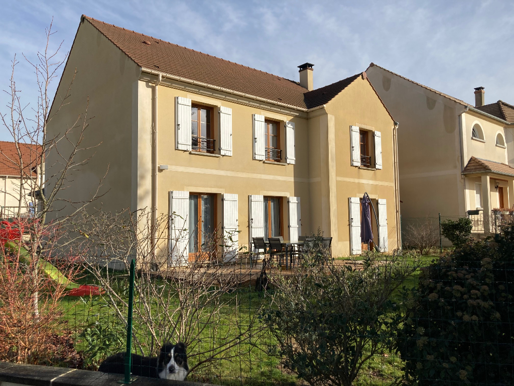 Sale house / villa Andilly 590000€ - Picture 1