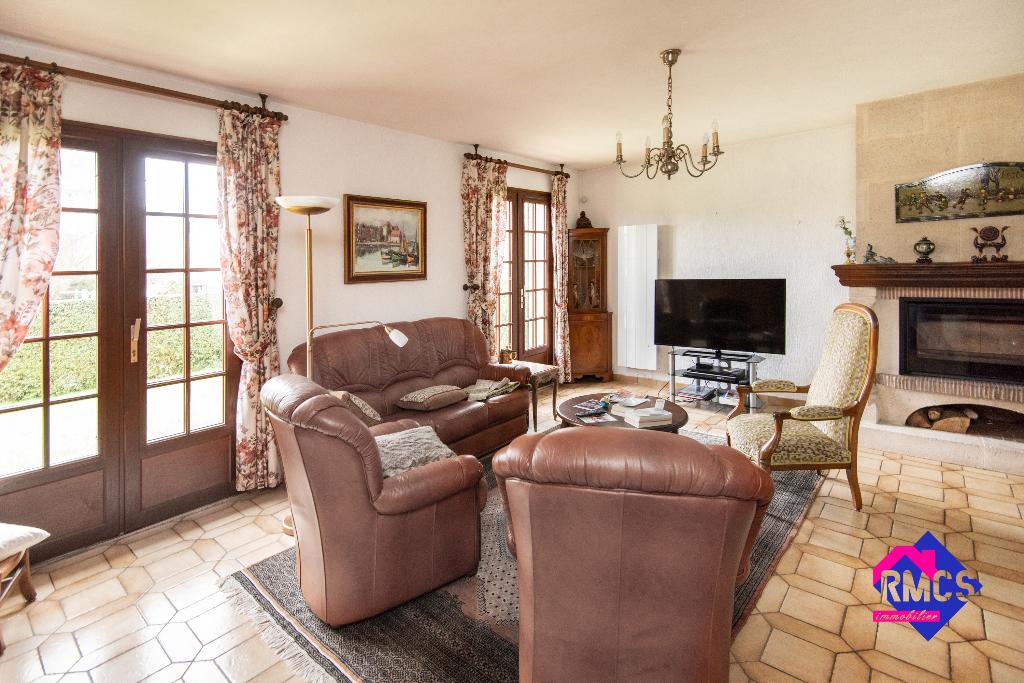Maison Le Mesnil Esnard 6 pièce(s) 135 m2