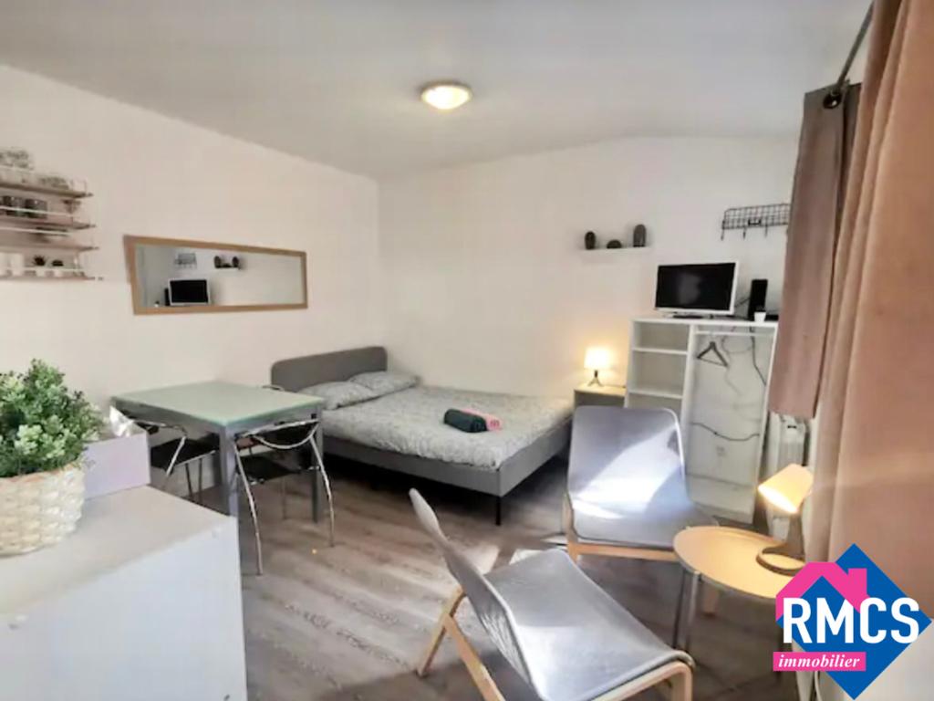 Appartement Rouen 1 pièce 16 m2