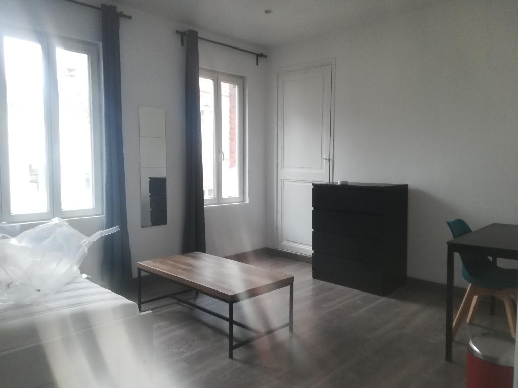 Appartement Rouen 1 pièce(s) 25 m2