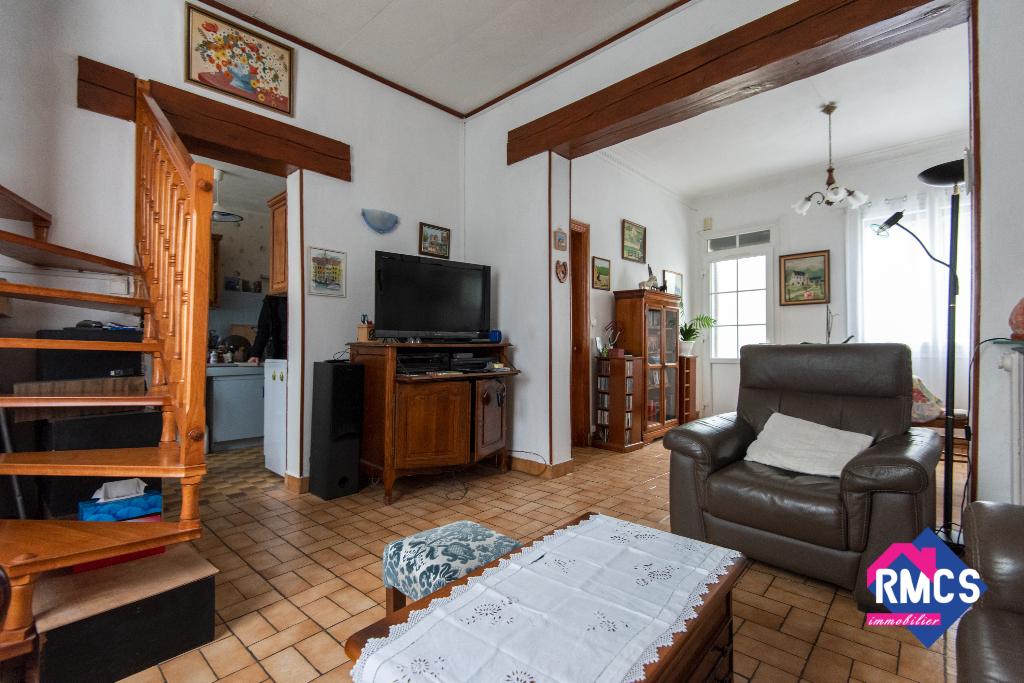 Maison Sotteville Les Rouen 4 pièce(s) 82 m2
