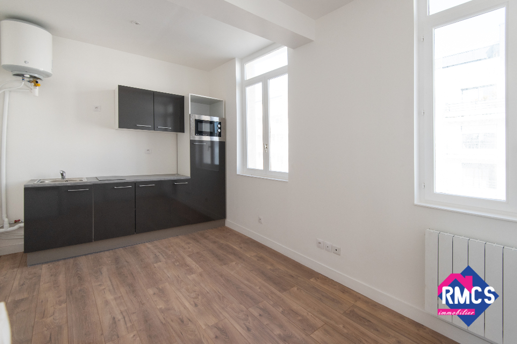 Appartement Rouen 2 pièce(s) 22.4 m2