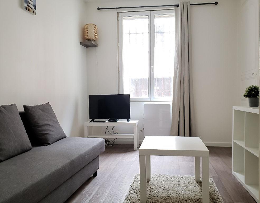 Appartement Rouen 1 pièce(s) 19.5 m2