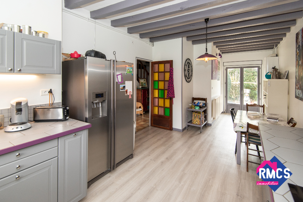 Maison Saint Jacques Sur Darnetal 6 pièce(s) 165 m2