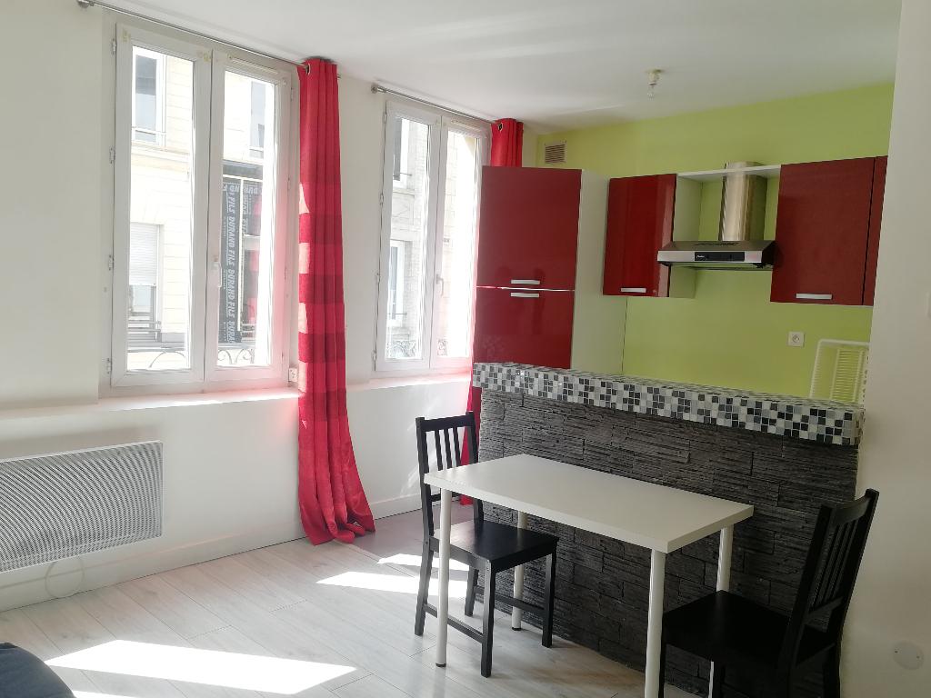 Appartement Rouen 1 pièce(s) 20.80 m2